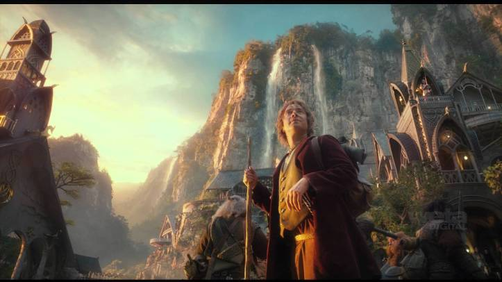 hobbit-in-rivendell